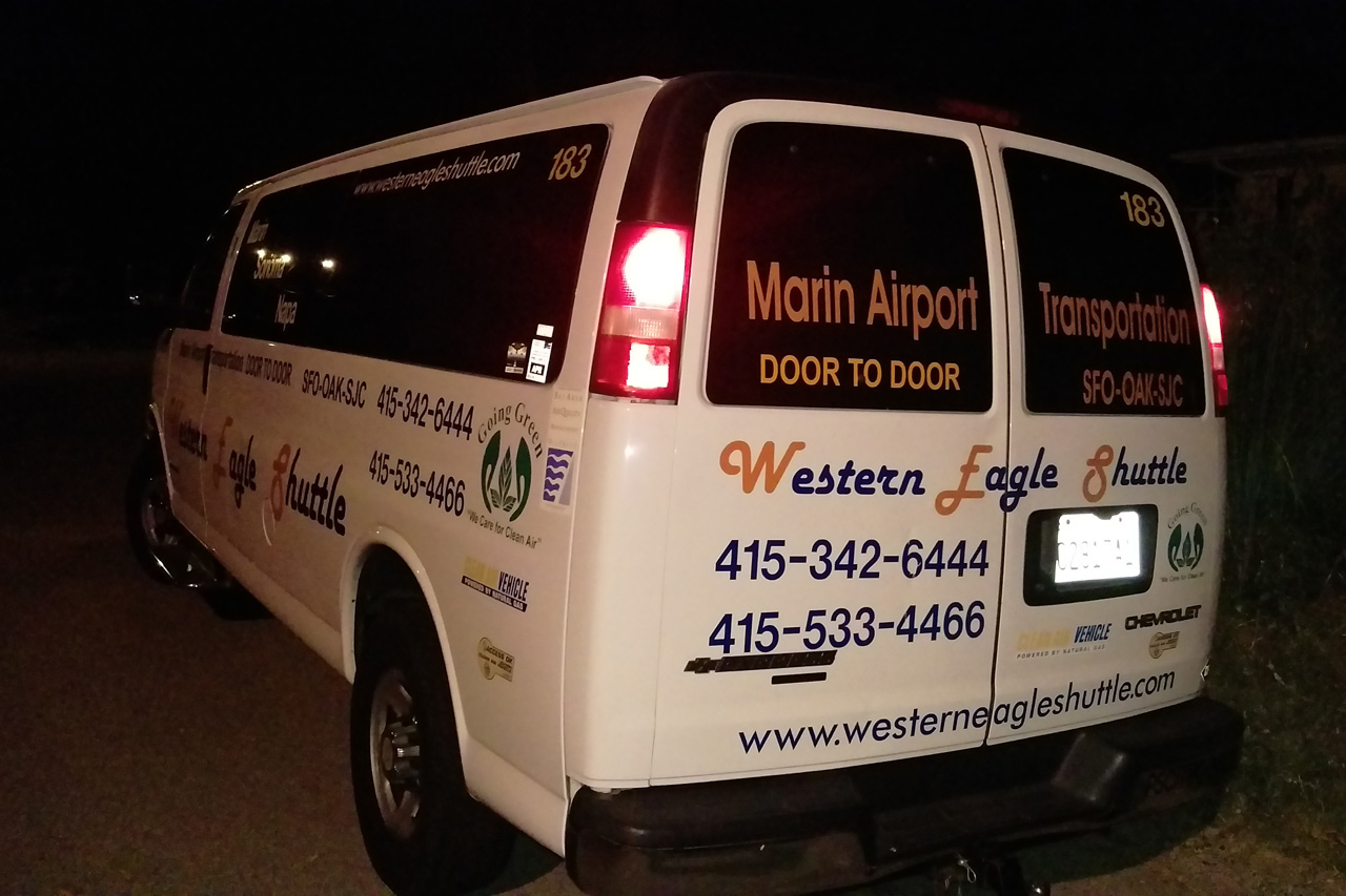 Services Marin Airport Transportation Reservation